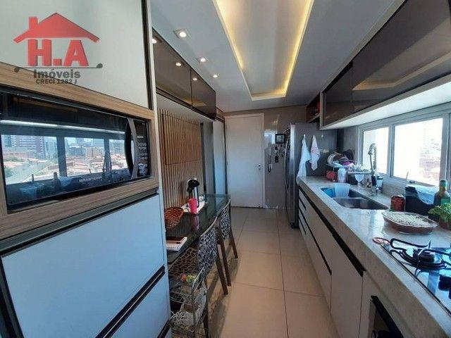 Apartamento com 3 dormitórios à venda, 136 m² por R$ 950.000,00 - Aldeota - Fortaleza/CE - Foto 16
