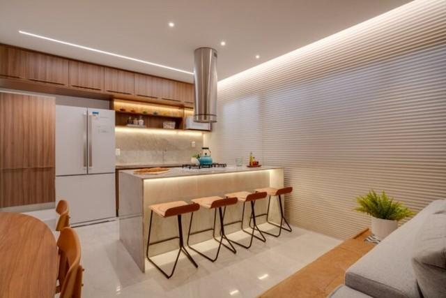 Apartamento para venda com 2 quartos, 88m² Residenza Maestro em Setor Oeste  - Foto 6