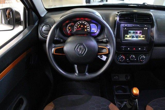 Renault Kwid Outsider 1.0 Flex 12V - Foto 10