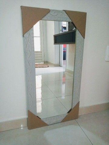 Espelhos Novos Tamanho 35x75 - Foto 4