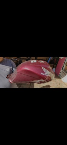 Tanque de fan 150 injetada - Foto 3