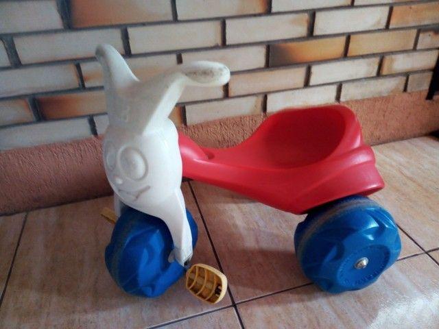 Motoca triciclo bandeirantes - Foto 3