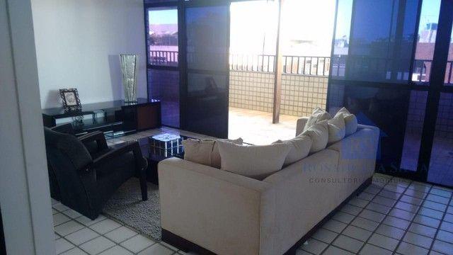 Apartamento para Locação em Maceió, Ponta Verde, 5 dormitórios, 4 suítes, 8 banheiros, 3 v - Foto 17
