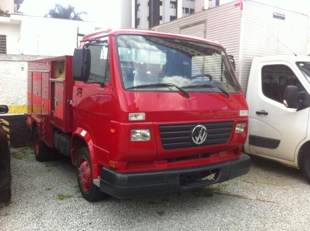 CAMINHÃO VW 8-150 WORKER 2000 COM 140.000 KM ORIGINAL