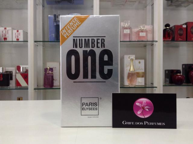 Perfume Number one edt 100ml (Ck one)