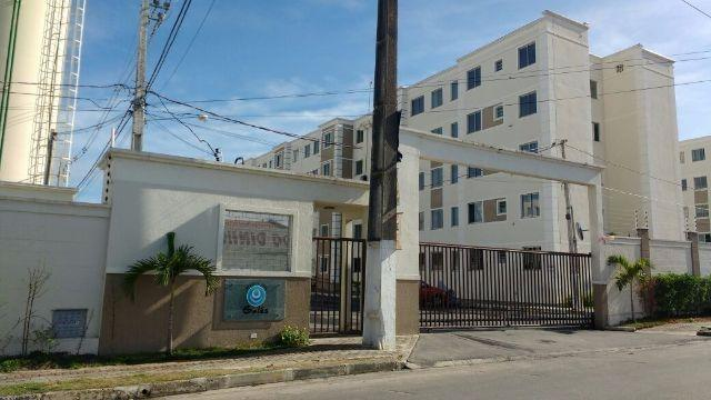 Chave de apartamento no Antares