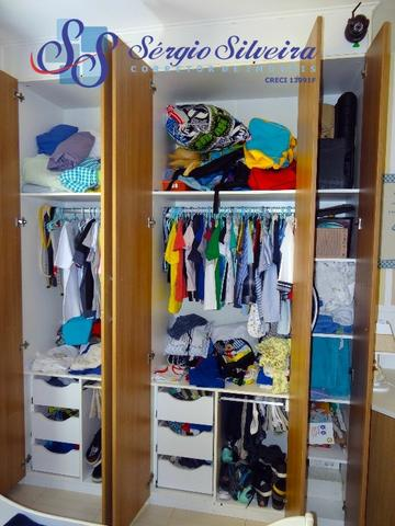 Casa em condomínio fechado no Eusébio com 3 quartos toda projetada - Foto 7