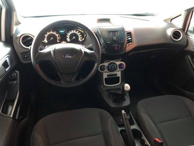 Ford fiesta 2014/2015 1.6 se hatch 16v flex 4p manual - Foto 8
