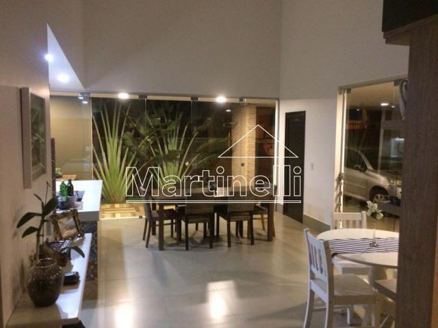Casa de condomínio à venda com 3 dormitórios em Jardim das acacias, Cravinhos cod:V22722 - Foto 2