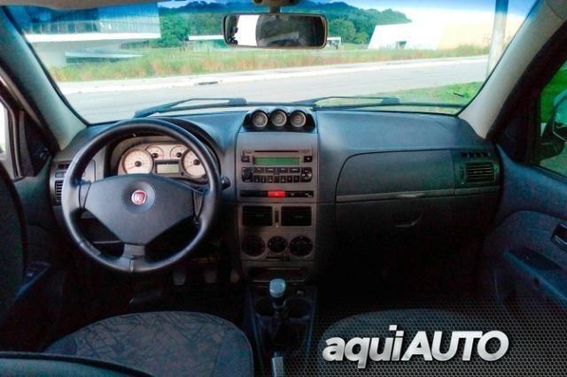 Palio Weekend Adventure 2010 Locker 1.8 8V Emplacada até 2020 Pneus Novos com GNV - Foto 6