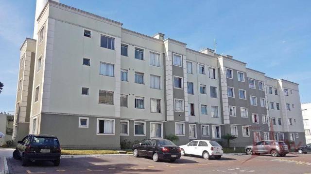 Apartamento 02 quartos no Bom Jesus, São José dos Pinhais
