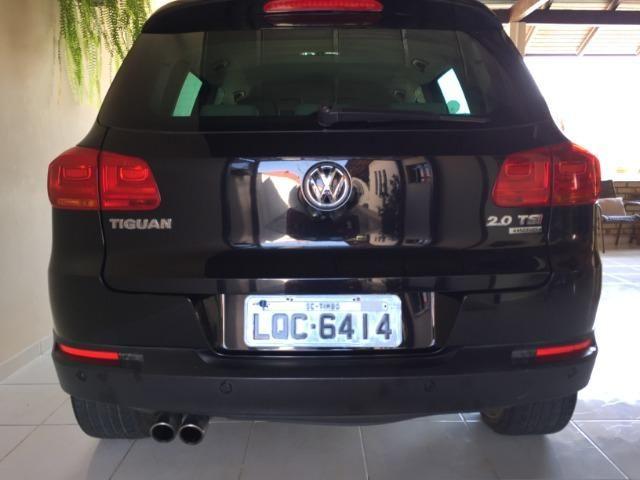 Tiguan 2.0 TSI 16V 200Cv Tiptronic 5p - Ano modelo 2012