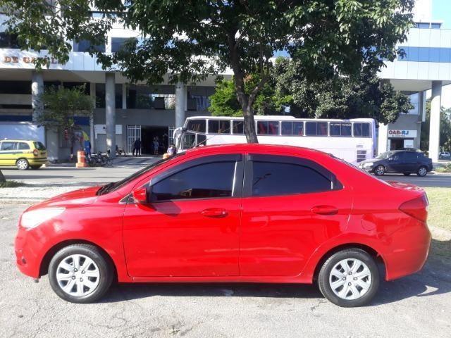 Ford ka sedan 1.5 se 12v flex/gnv manual - Foto 2