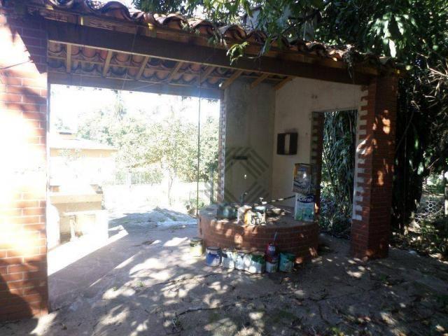 Chácara com 2 dormitórios para alugar - jardim tatiana - sorocaba/sp - Foto 5