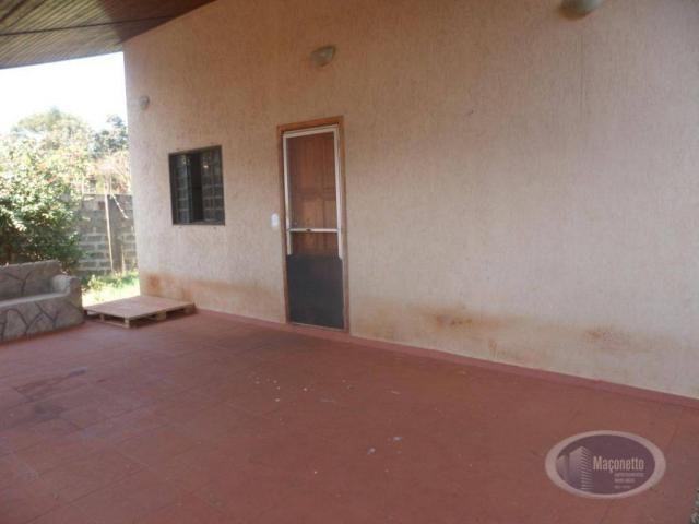 Chácara com 2 dormitórios para alugar, 500 m² por R$ 2.000/mês - Zona Rural - Ribeirão Pre - Foto 10