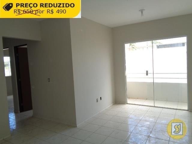Alugo apartamento no bairro Jardim Gonzaga, em Juazeiro do Norte - CE - Foto 2