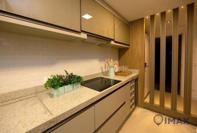 Studio com 1 dormitório à venda, 55 m² por R$ 259.836,24 - Centro - Foz do Iguaçu/PR - Foto 18