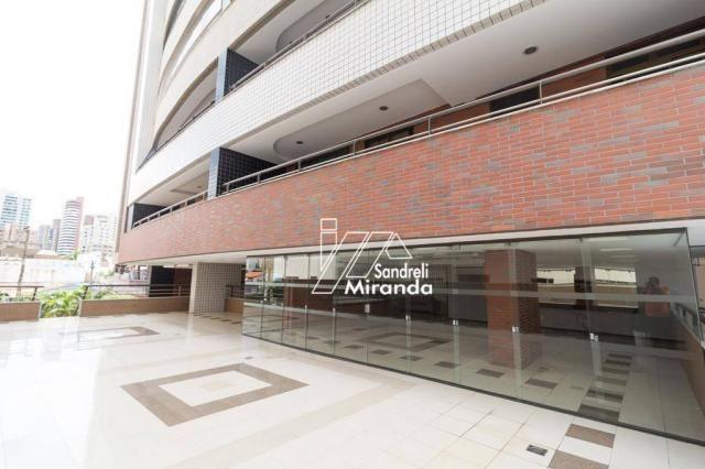 Apartamento com 3 dormitórios à venda, 158 m² por r$ 850.000 - aldeota - fortaleza/ce - Foto 20