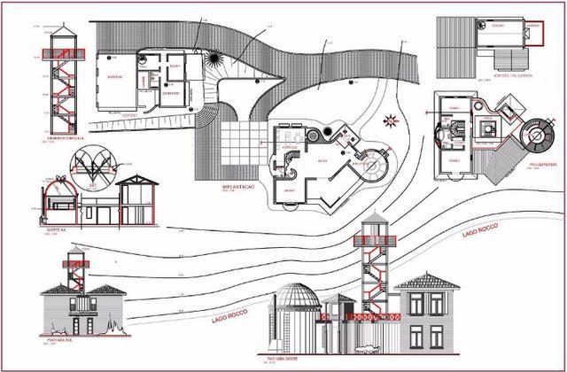 Sitio com Residência diferenciada, com arte e tecnologia outras informações MLocal Imoveis - Foto 15