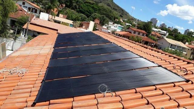 Aquecimento Solar Piscinas, certificação Inmetro - Foto 6