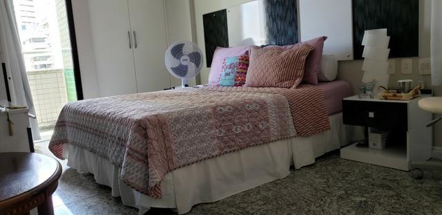 Incrível apartamento 4 suítes, mobiliado, Aldeota/Meireles - Foto 9