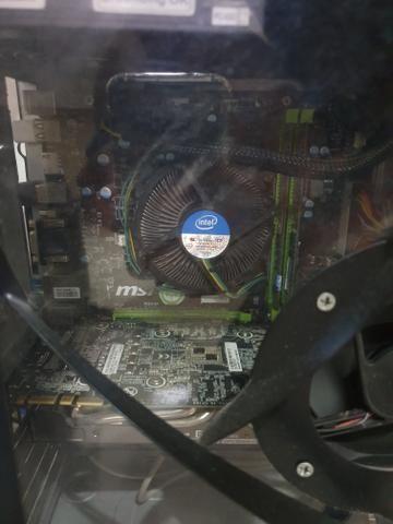 Kit Intel I5 4 geração