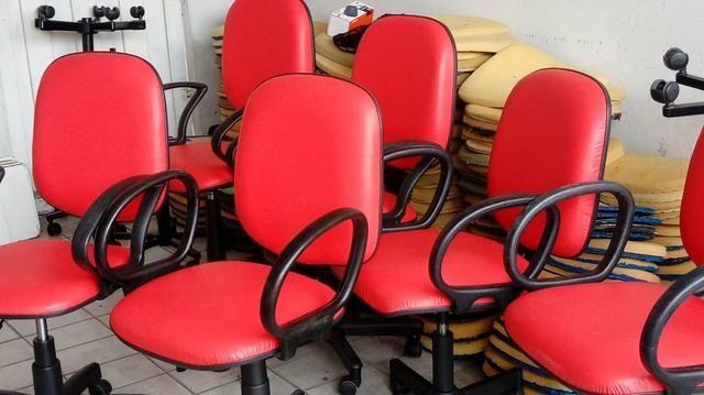 Serviços de Reformas Cadeiras Escolares e Escritórios - Foto 2