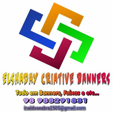 Elshaday Criative Banners *