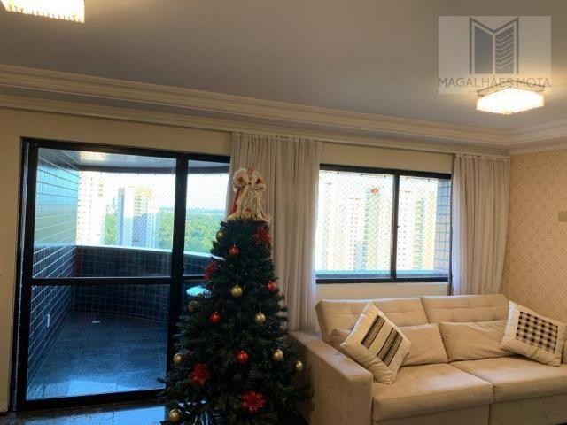 Apartamento com 3 dormitórios à venda, 127 m² por R$ 570.000 - Aldeota - Fortaleza/CE - Foto 12