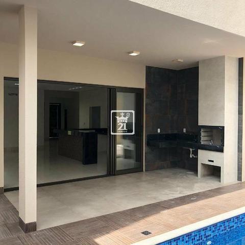 Magnífica casa no Condomínio Mirante do Lago 4 suítes - Foto 5