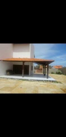 Casa de praia disponível no litoral do Piauí