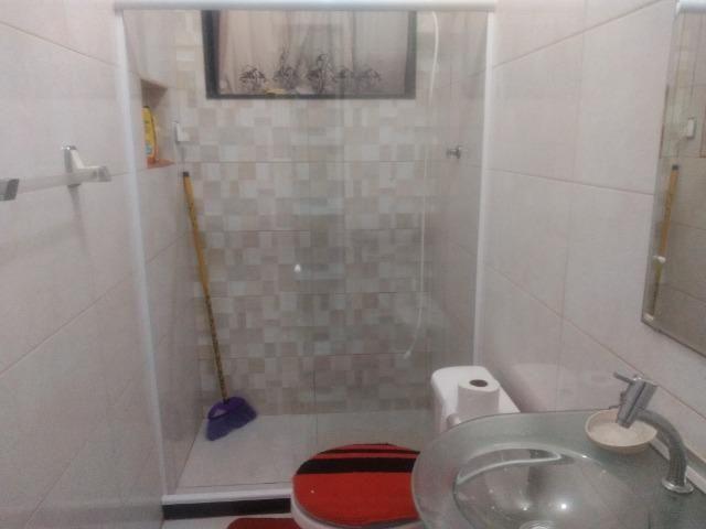 Casa 153 mts2 04 quartos 01 suíte garagem terraço churrasq Nilópolis RJ Ac. carta! - Foto 13
