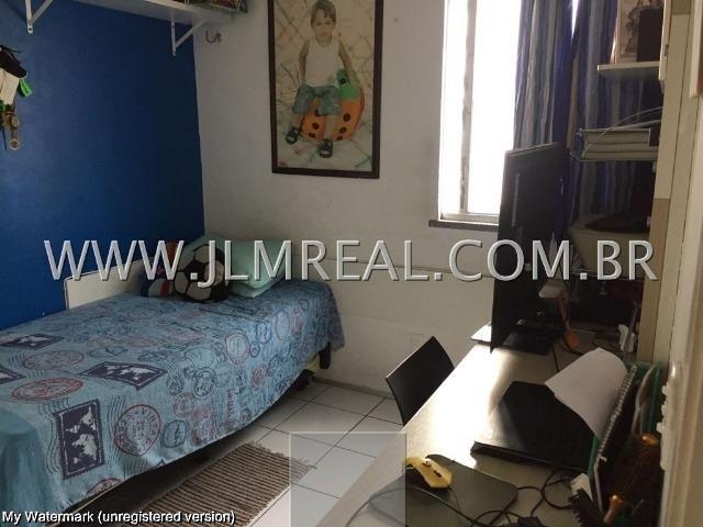 (Cod.:055 - Damas) - Mobiliado - Vendo Apartamento com 64m², 3 Quartos - Foto 14