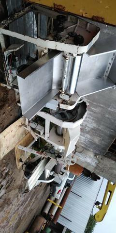 Cilindro de massa para panificadora 600mm trifasico - Foto 3