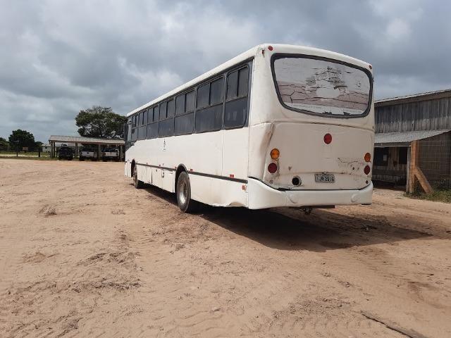 Ônibus VW 16.210 ano fab./mod. 2000 com motor MWM X10/6 Turbinado e carroceria Busscar - Foto 2