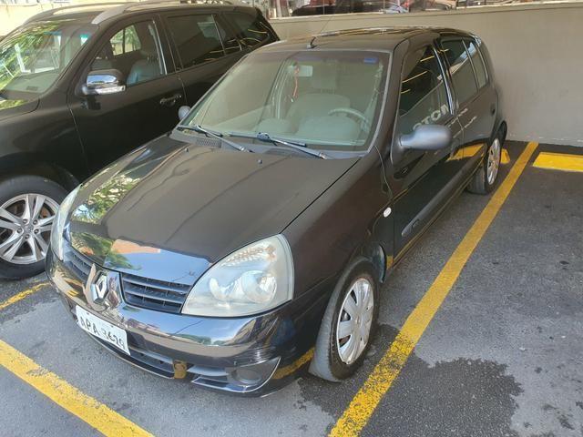 Clio Aut 1.0 2008 4P