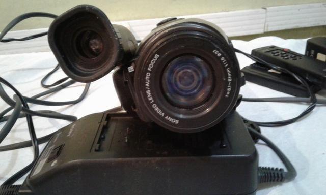 Camara filmadora sony - Foto 2