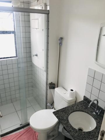 Apartamento mobiliado 2/4 em Ponta Negra - Ecogarden - Foto 12