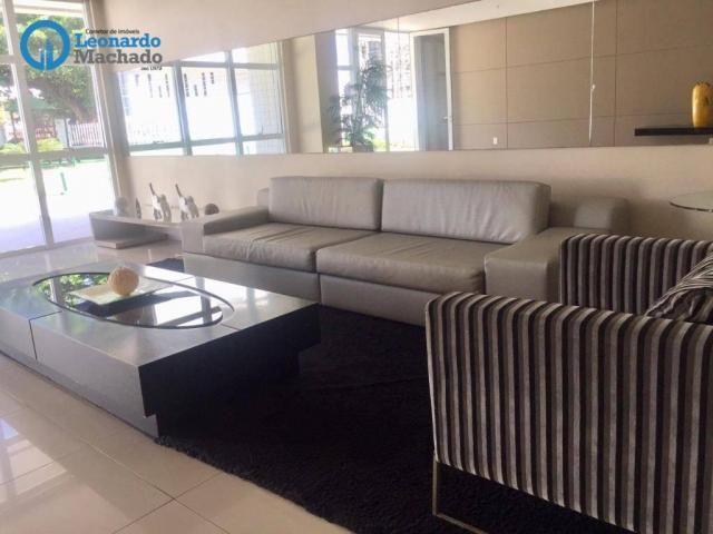 Apartamento com 3 dormitórios à venda, 150 m² por R$ 930.000 - Aldeota - Fortaleza/CE - Foto 16