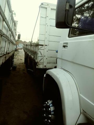 Vende-se caminhão vw 14.220 no ponto de transferir