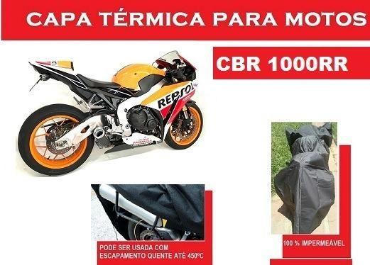 Capa Térmica Honda CBR 1000RR
