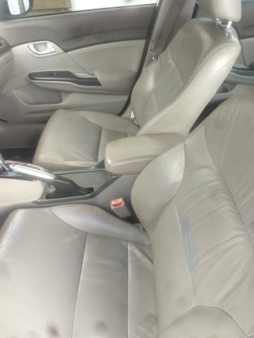 Honda Civic 2013 lxl automático - Foto 12