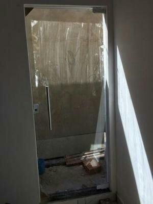 Promoção de Porta de Abrir de Vidro Temperado - Foto 4