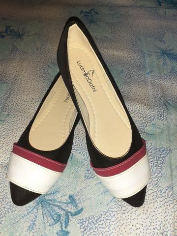 Sapatos novos e seminovos - Foto 3