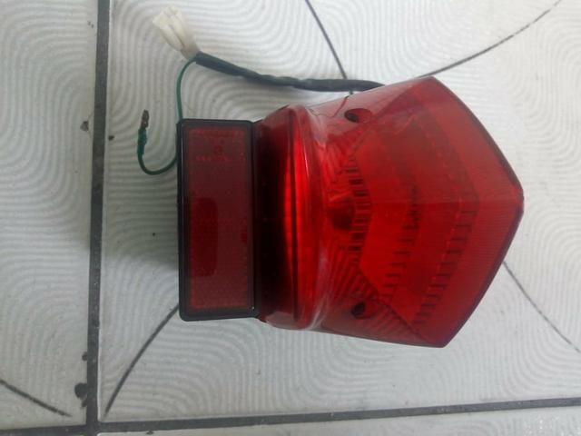 Lanterna traseira cb 300/fazer 150/Suzuki yes/xl 125 e xr 200 - Foto 5