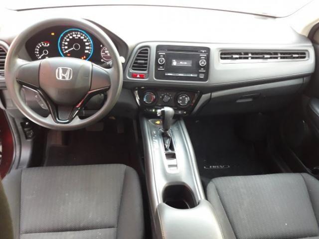 Honda hr-v 2016 1.8 16v flex lx 4p automÁtico - Foto 8