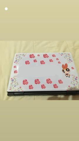 Notebook para retirada de peças