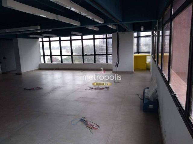 Andar Corporativo à venda, 417 m² por R$ 1.100.000 - Barcelona - São Caetano do Sul/SP