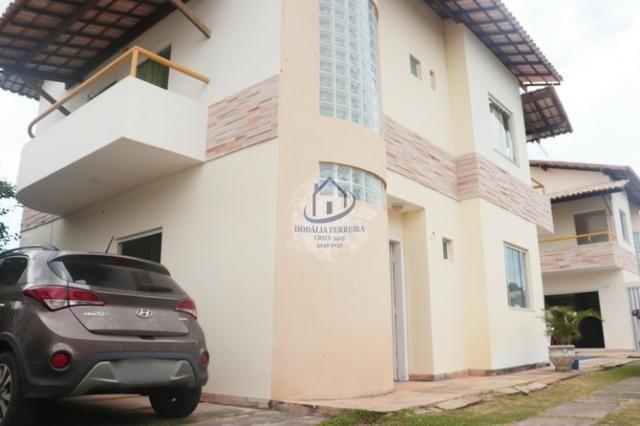 Casa Moderna, Duplex com Piscina; 3/4 (1 Suíte), Garagem em Itapuã-HC074 - Foto 2