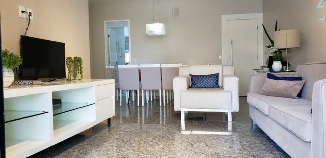 Incrível apartamento 4 suítes, mobiliado, Aldeota/Meireles